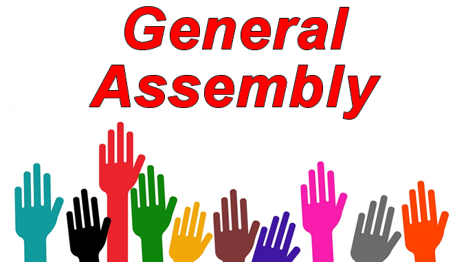 General Assembly 2021 – Call for motions